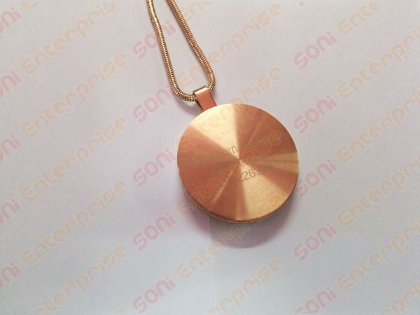 Rose Gold AM Pendant