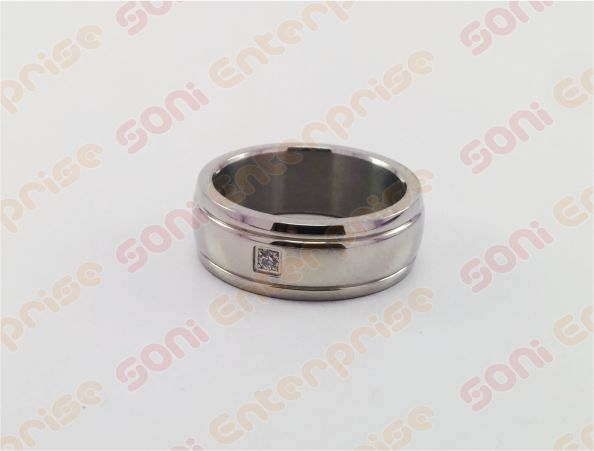 Bio Magnetic Finger Ring
