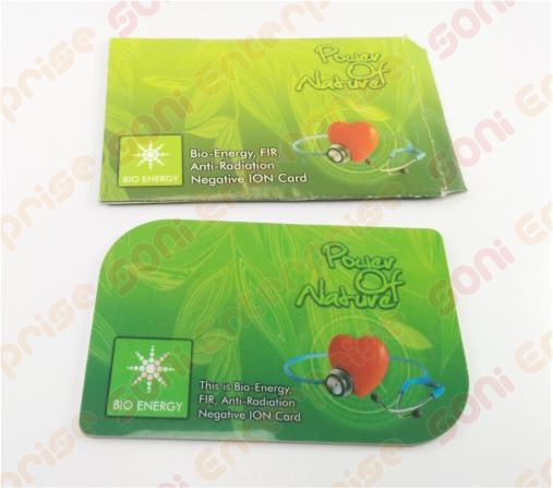 Multipurpose Bio Energy Card