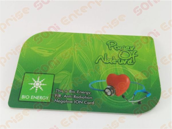 Power OF Nature BioCard