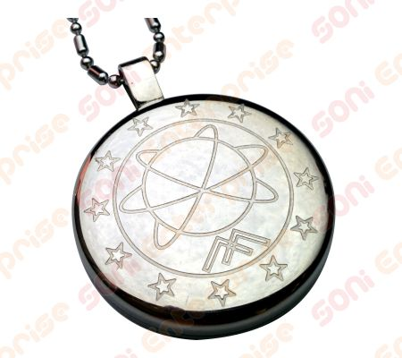 Mst energy pendant mineral science technology pendant importer in mst pendant with magnets and germanium balls aloadofball Image collections