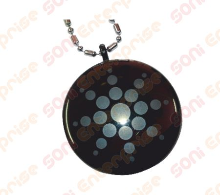 Mst energy pendant mineral science technology pendant importer in black mst energy pendant dot aloadofball