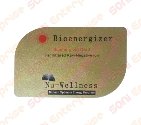 Bioenergizer bio energy card 2mm