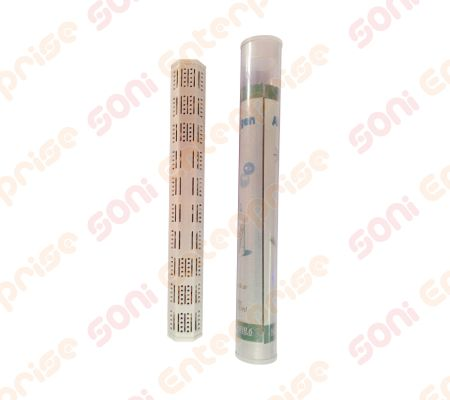 Alkaline water stick plastic body