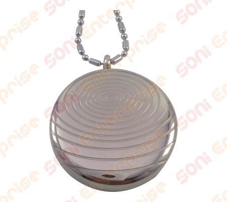 Silver am energy pendant wholesaler