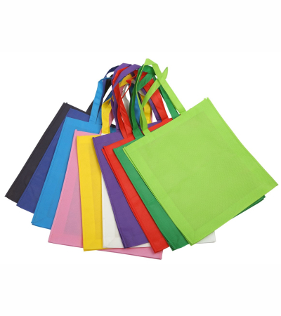 Non Woven Plain Shopping Bag Wholesaler